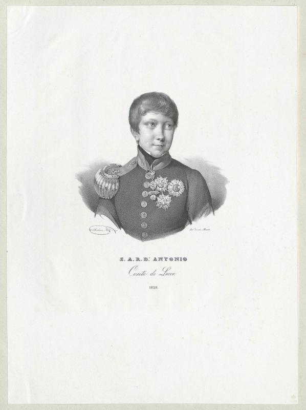 Anton, Prinz von Neapel-Sizilien