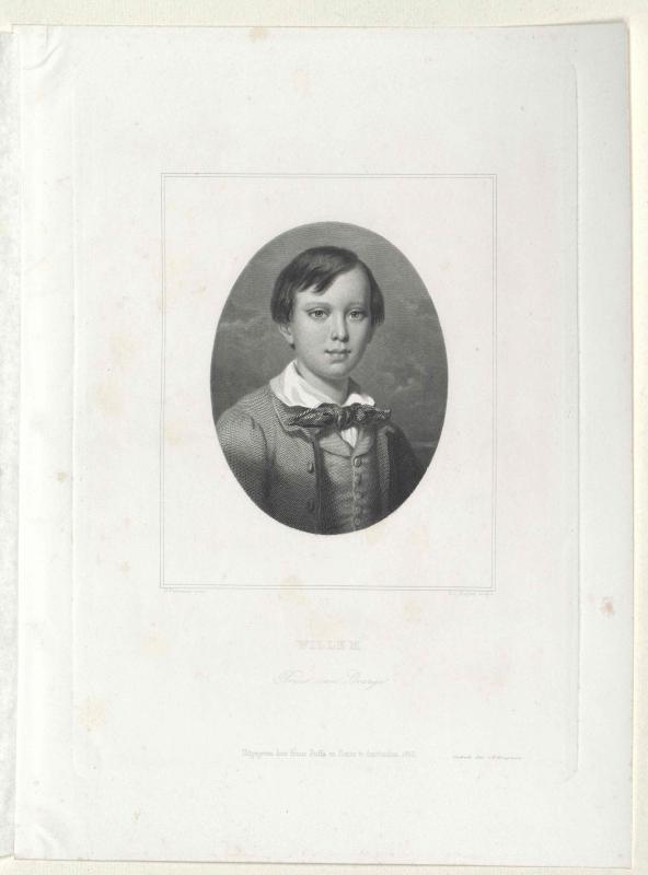 Wilhelm, Kronprinz der Niederlande