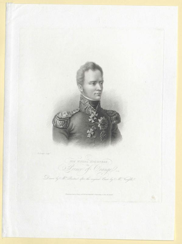 Wilhelm II., König der Niederlande