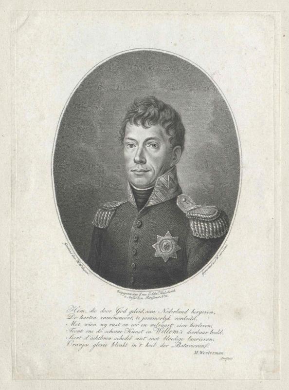 Wilhelm I., König der Niederlande