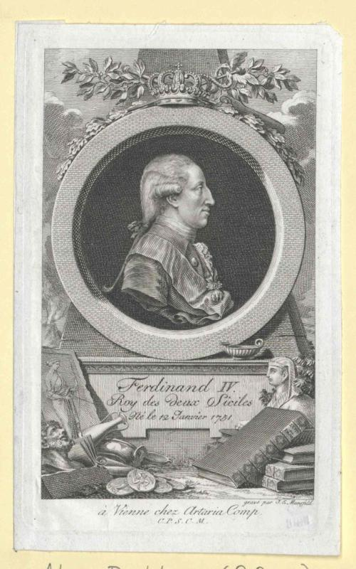 Ferdinand I., König beider Sizilien