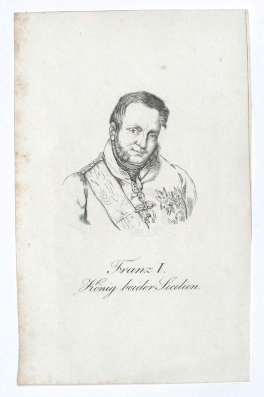 Franz I., König beider Sizilien