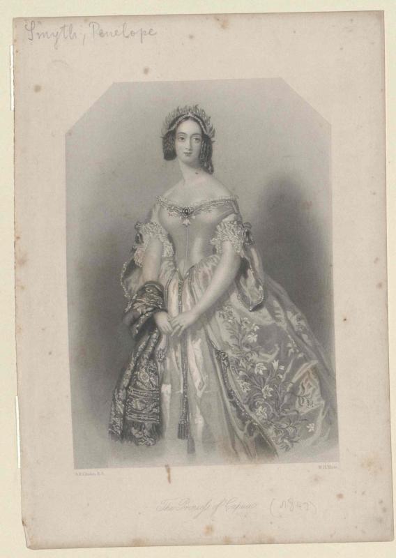 Smyth, Penelope Gräfin von Mascoli