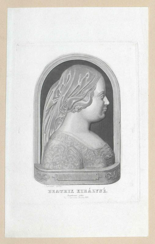 Beatrix, Königin von Ungarn