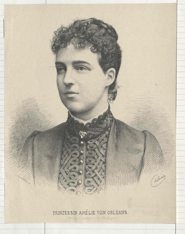 Amalie, Prinzessin von Frankreich