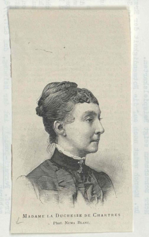 Franziska von Frankreich-Orléans