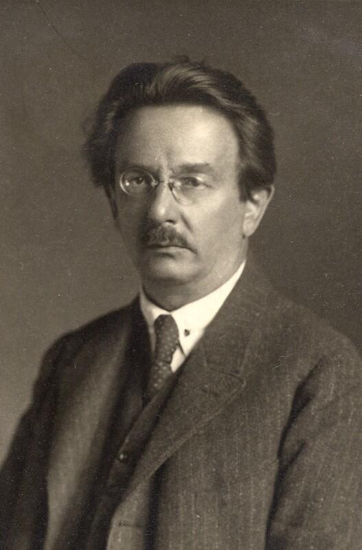 Bildnis Franz Schmidt (1874 - 1939)