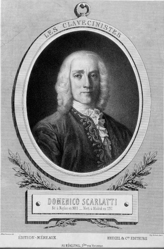 Domenico Scarlatti©Bildarchiv Austria, ÖNB