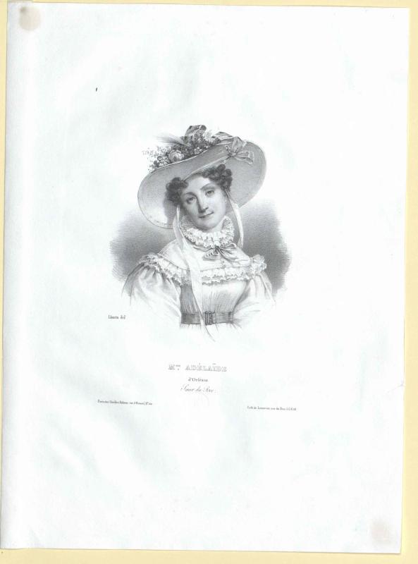 Adelheid, Prinzessin von Orléans