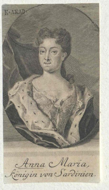 Anna Maria, Prinzessin von Orléans