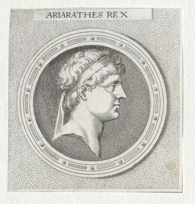 Ariarathes I., König von Kappadokien