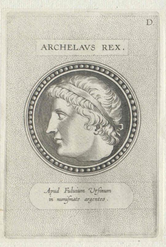 Archelaos I., König von Makedonien