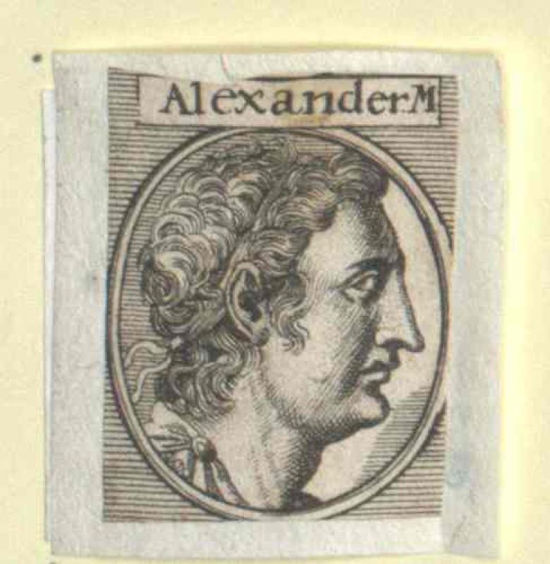 Alexander der Große, König von Makedonien