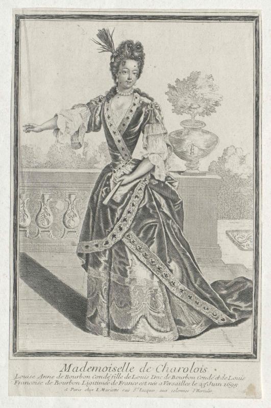 Condé, Luise Anne Prinzessin von