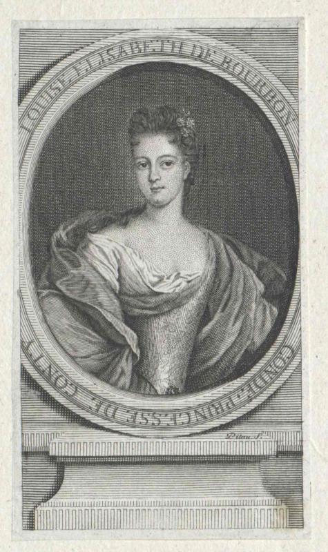 Condé, Luise Elisabeth Prinzessin