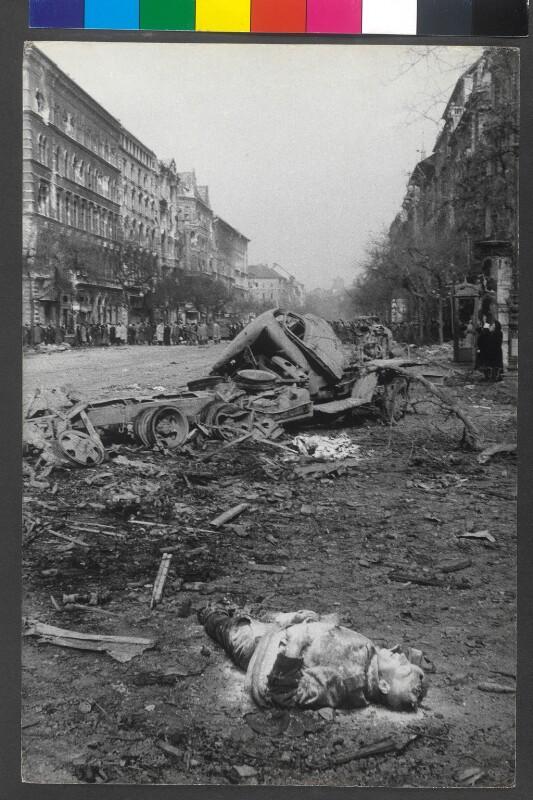 Ungarn 1956