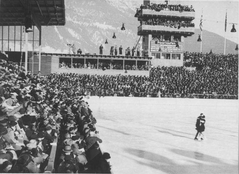 Olympische Winterspiele 1936 Garmisch-Partenkirchen