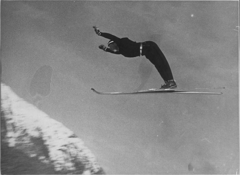 Olympische Winterspiele in Garmisch-Partenkirchen