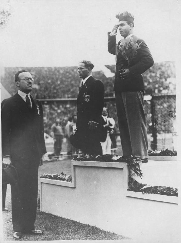 Olympische Spiele in Berlin 1936