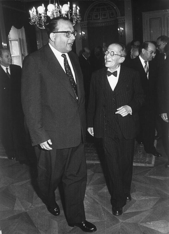 Erwin Schrödinger in Wien