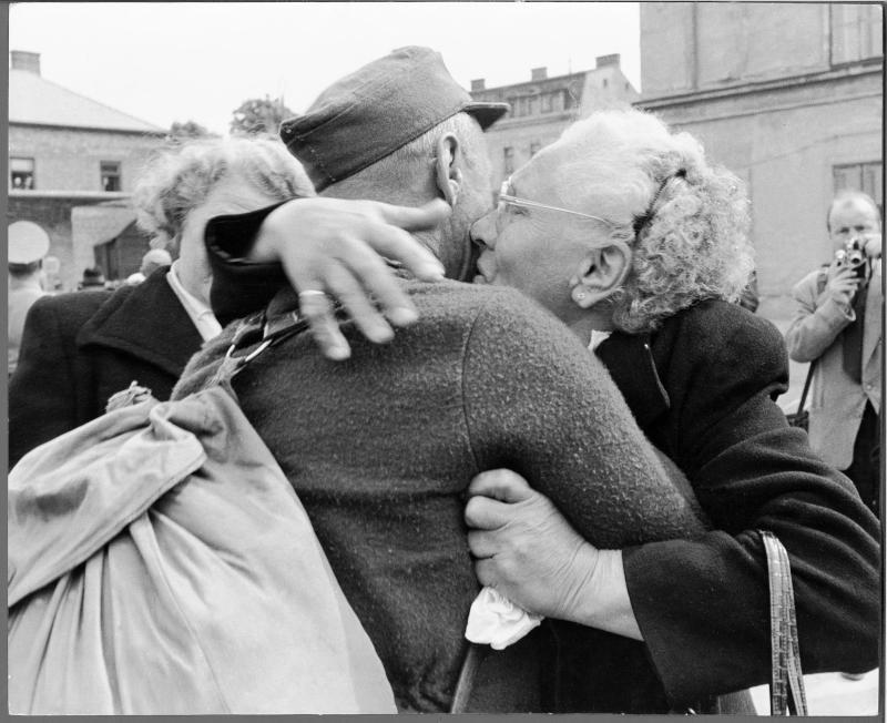 Wiener Neustadt: Heimgekehrt aus der Kriegsgefangenschaft