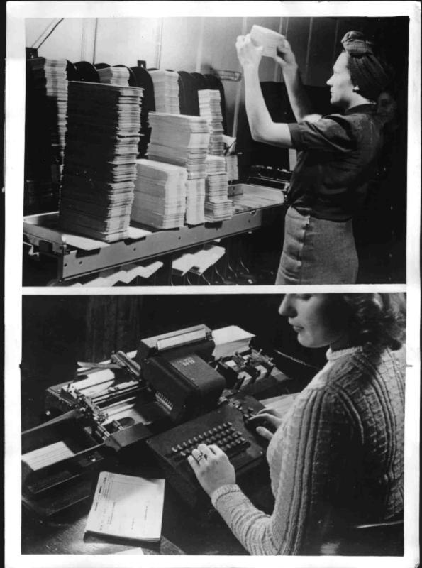 Lochkartenverfahren