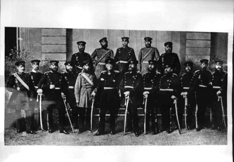 Der große Generalstab