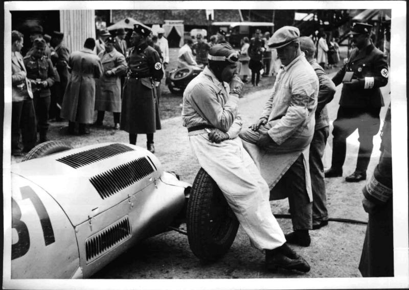 Der Große Bergpreis von Deutschland 1938 auf dem Großglockner