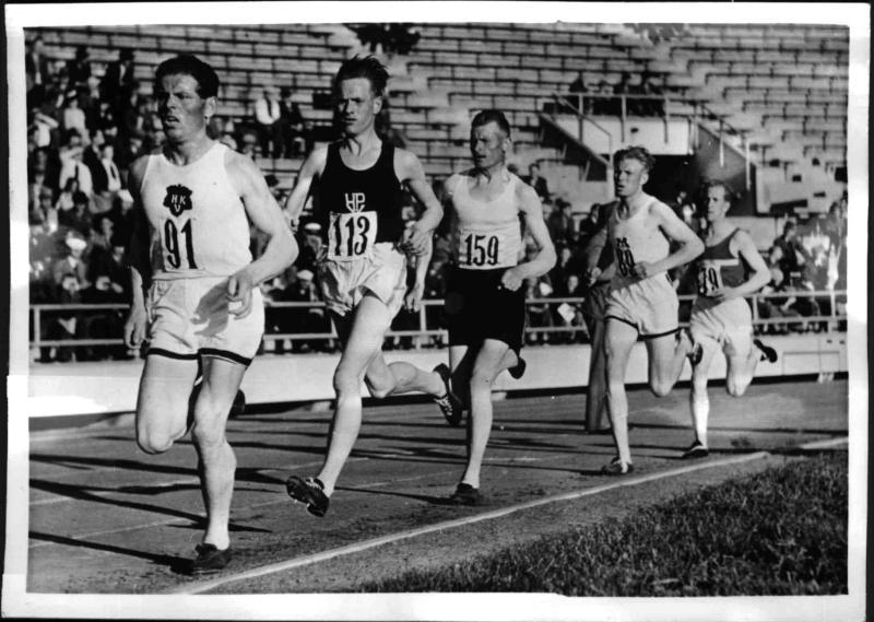 Weltrekord über 5000m