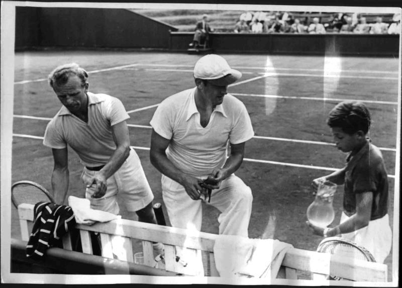 Blau-Weiß-Tennisturnier