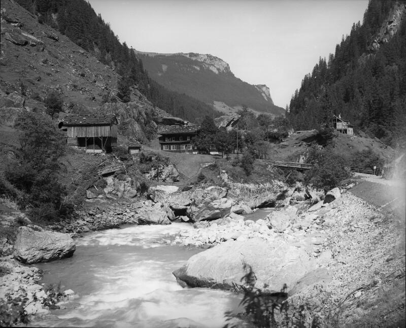 Zillertaler Alpen, im Zemmgrund