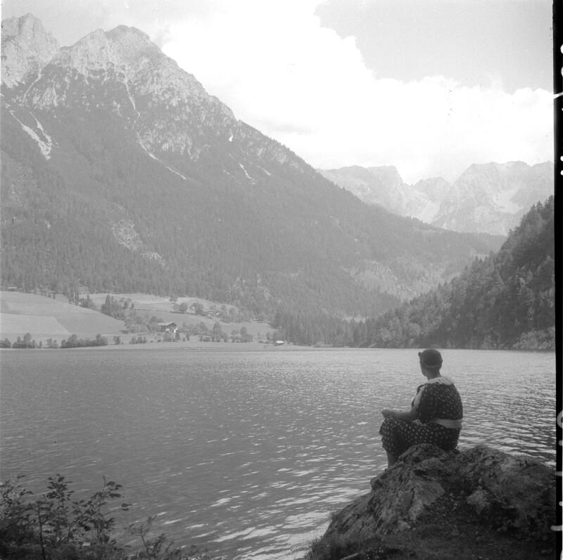 Hintersteinersee im Kaisergebirge
