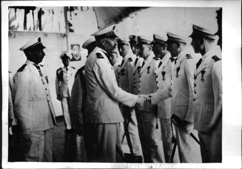 Vizeadmiral Olive