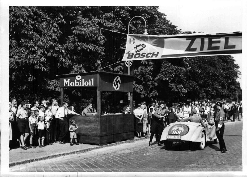 Deutsche Alpenfahrt 1938