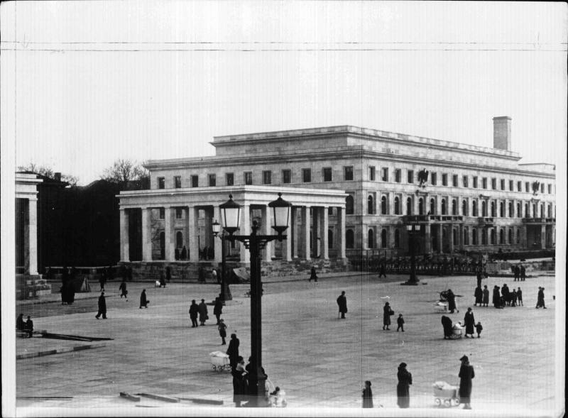 Verwaltungsgebäude der NSDAP