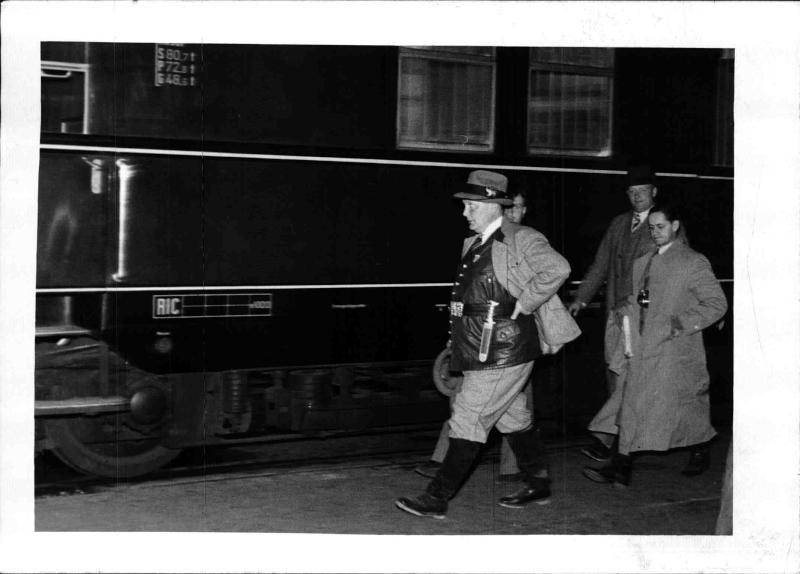 Göring in Wien