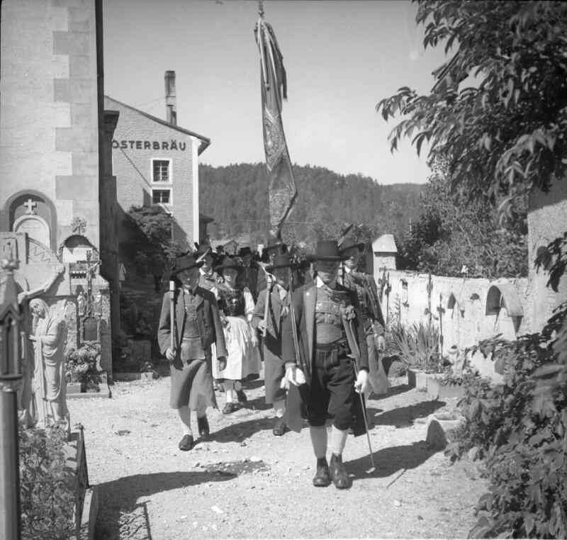 Schützenkompanie aus Seefeld