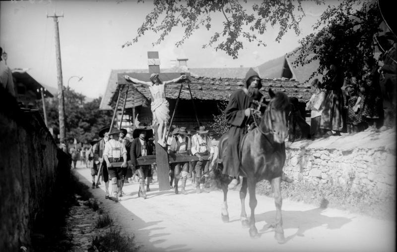 Herbstfest mit Umzug im Zillertal