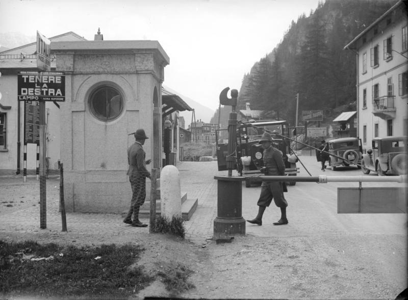 Brennergrenze