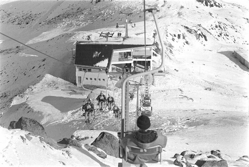 Olympische Winterspiele Innsbruck 1964