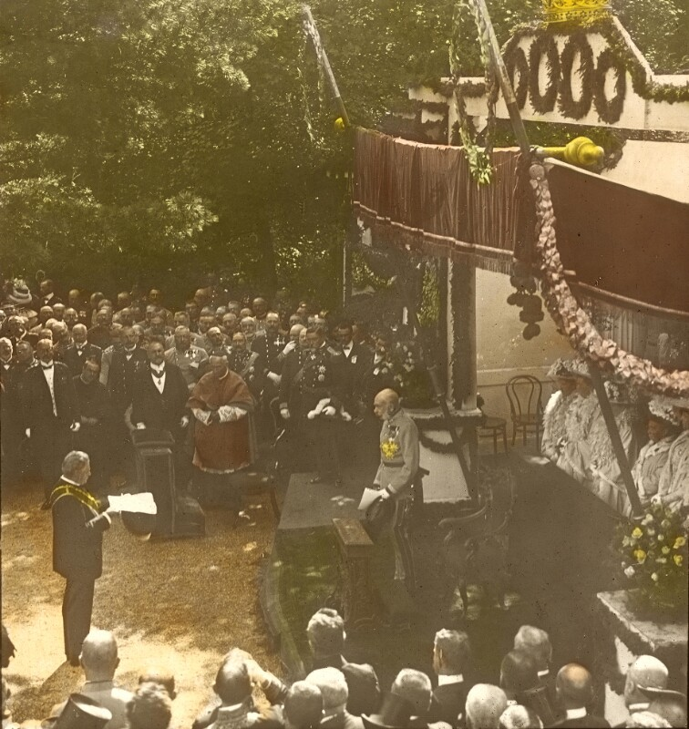 100 Jahrfeier der Tiroler Befreiungskriege