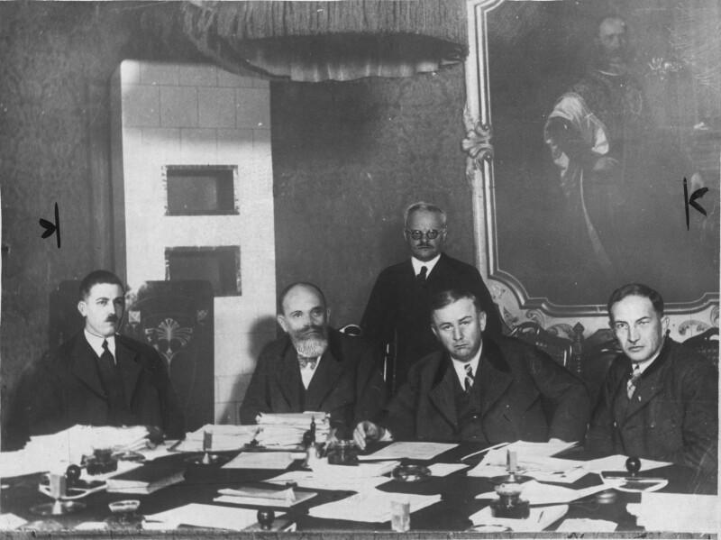 Tiroler Landesregierung 1934