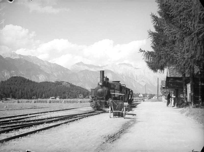Bahnhof Igls