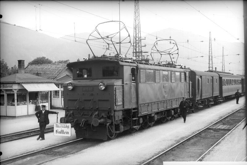 Bahnhof Wörgl