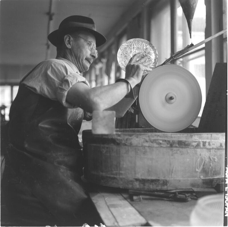 Glasschleifer in Kramsach