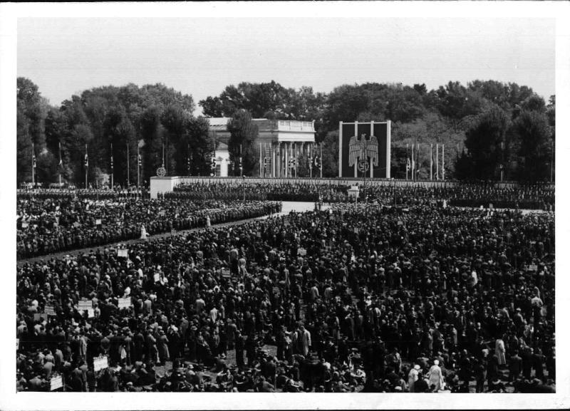 Nationalfeiertag des deutschen Volkes in Wien