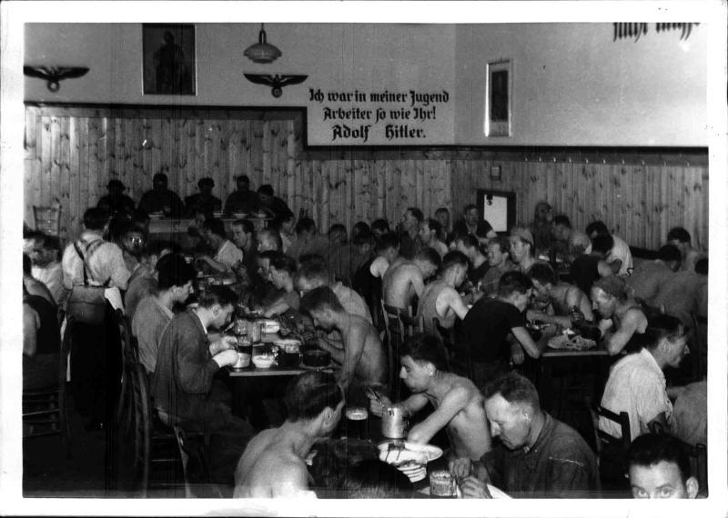 Gemeinschaftsraum in Wiener Betrieb