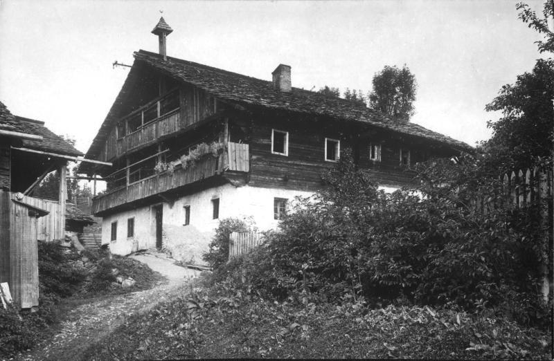 Stronach am Iselsberg bei Lienz