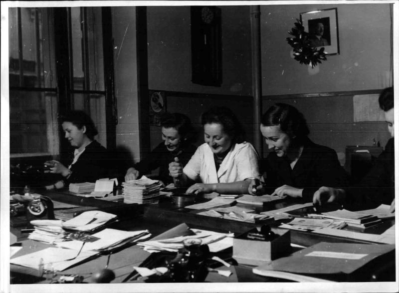 60 Jahre Postsparkassenamt Wien