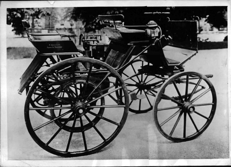 Alter Daimler